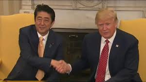 Japanese Generals by President Trump Japanese Pm Hold News Conference Nbc News