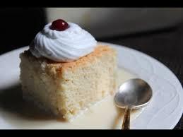 easy tres leches cake recipe three milk cake recipe youtube