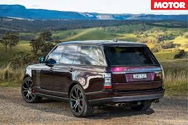 expensive land rover 2018 range rover sv autobiography review motor