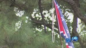Confederate Flag In Virginia South Norfolk Residents Concerned About Neighbor U0027s Confederate