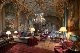 Belvoir Castle Interior Castles With Exceptional Shoots Eastnor Castle Herefordshire