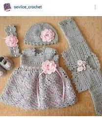 baby girl crochet d3ce39aa24438d4c5f1b0c6dfeb3cdd7 jpg 720 842 vestido