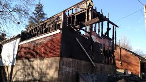 Apartment Garages Fire Destroys Lewisburg Apartment Garages