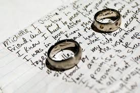 vow renewal wording 6 steps to writing the perfect personalized vows