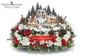 bradford exchange home decor 10 christmas centerpieces that dazzle and delight bradford