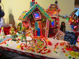 themed gingerbread house ideas