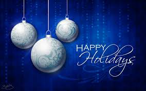 happy holidays wishing you and yours a happy season