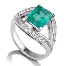 emerald ring ideas u0026 collections