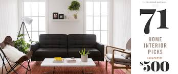 Couch Under 500 by 71 Home Interior Picks Under 500 Primer