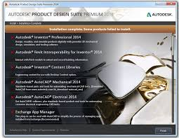 autodesk product design suite product design suite premium 2014 installation issue autodesk