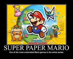 Mario Memes - super paper mario meme by snivyfennkingirl on deviantart