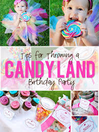 candyland birthday party sweet candyland birthday