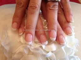 eye candy nails u0026 training acrylic nails with french gel polish