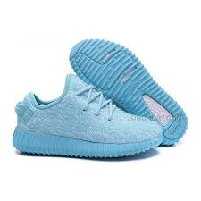 light blue shoes womens imported from abroad adidas yeezy boost 350 light blue shoes for