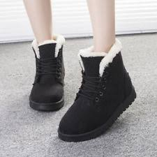 womens boots for flat womens flat ankle boots ebay