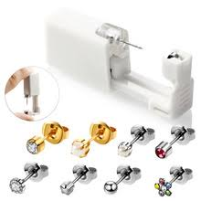 sterilized ear piercing studs compare prices on sterilized piercing earrings online shopping