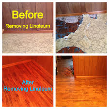 How To Remove Adhesive From Laminate Flooring Remove Linoleum From Hardwoods Without Sanding Or Damaging The