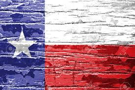 Texas State Flag Texas State Flag Painted On Grunge Wood Stock Photo Picture And