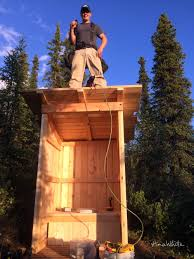 cabin ideas outhouse plans google search outhouses pinterest outhouse