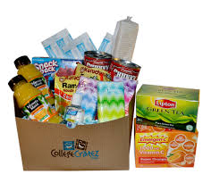 what to put in a sick care package cure care package for anyone coming with the seasonal
