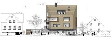Mehrfamilienhaus Mehrfamilienhaus Wetzgau N2 Architekten