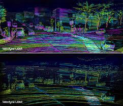 ferrari headlights at night velodyne u0027s latest lidar lets driverless cars handle high speed