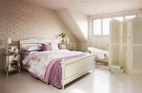 dark floor tiles ideas wooden bed frame shabby chic bedroom