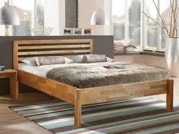 lit en bois massif moderne couleur de peinture pour chambre