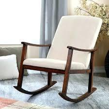 Wooden Rocking Chair For Nursery Wood Rocking Chair For Nursery Stuffandthingsblog