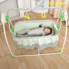 Swing Crib Bedding Baby Crib Swinging