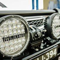 round led driving lights illuminator 9 inch round led driving lights pair
