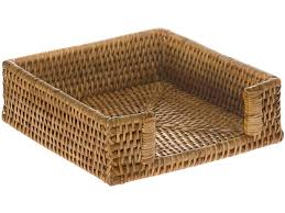 entertaining accessories rattan seashells