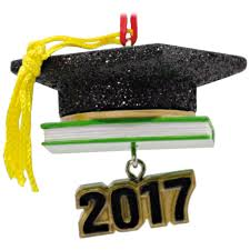 graduation 2017 hallmark ornament gift ornaments hallmark