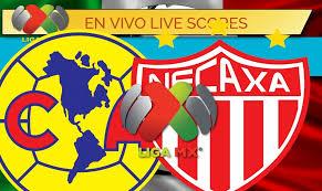 liga mx table 2017 america vs necaxa score en vivo liga mx table