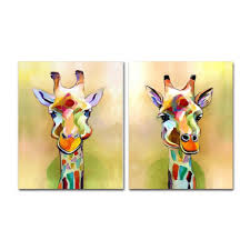 online get cheap giraffe art aliexpress com alibaba group