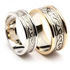 mens celtic wedding rings wedding rings tungsten celtic knot ring scottish wedding ring