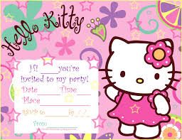 kitty birthday card printable free