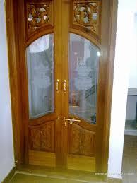 Pooja Room Door Designs Wood Doors Room Doors And Etchings On