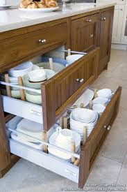 PullOut Plate Drawers Woodale Designs  WoodaleDesignsie - Kitchen cabinet pull out