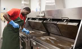 nettoyer la cuisine nettoyage hotel residence hôtelière et restaurant