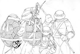 teenage mutant ninja turtles gune2k4 deviantart