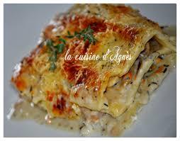 cuisiner cocktail de fruits de mer surgelé lasagnes océanes la cuisine d agnèsla cuisine d agnès