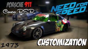 1973 rsr porsche need for speed 2015 porsche 911 carrera rsr 2 8 1973