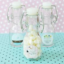 baby shower bottle favors elite design baby shower mini glass bottles