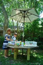 tell it to your neighbor big kid u0027s sand and water table update