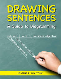 drawing sentences a guide to diagramming eugene moutoux