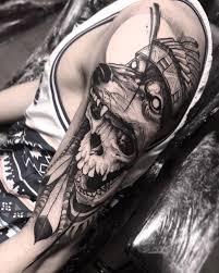 wolf headdress skull best design ideas