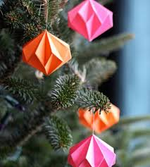 11 pretty paper ornaments and crafts