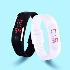 bracelet digital watches images 2015 new fashion touch screen led bracelet digital watches for jpg