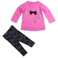 Minnie Mouse Clothes For Toddlers Online Get Cheap Girls Minnie Mouse Clothing Set Sweater